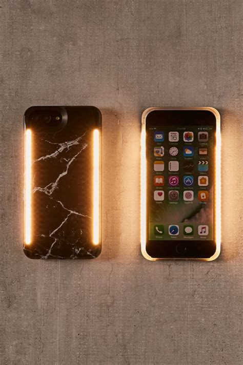 lumee duo black marble iphone   case urban outfitters