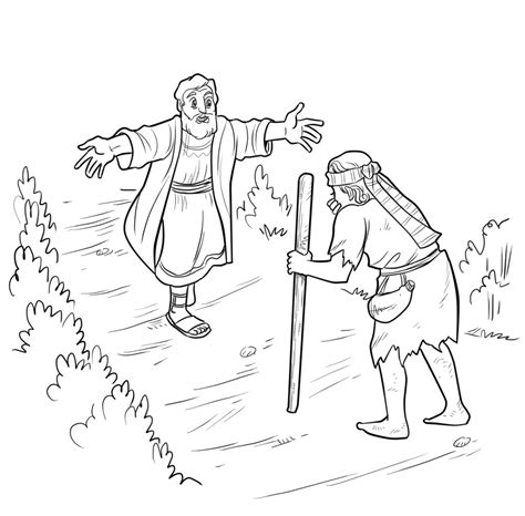Lost And Found Luke 15 1 32 St Luke S Lutheran Church The Prodigal Coloring Pages