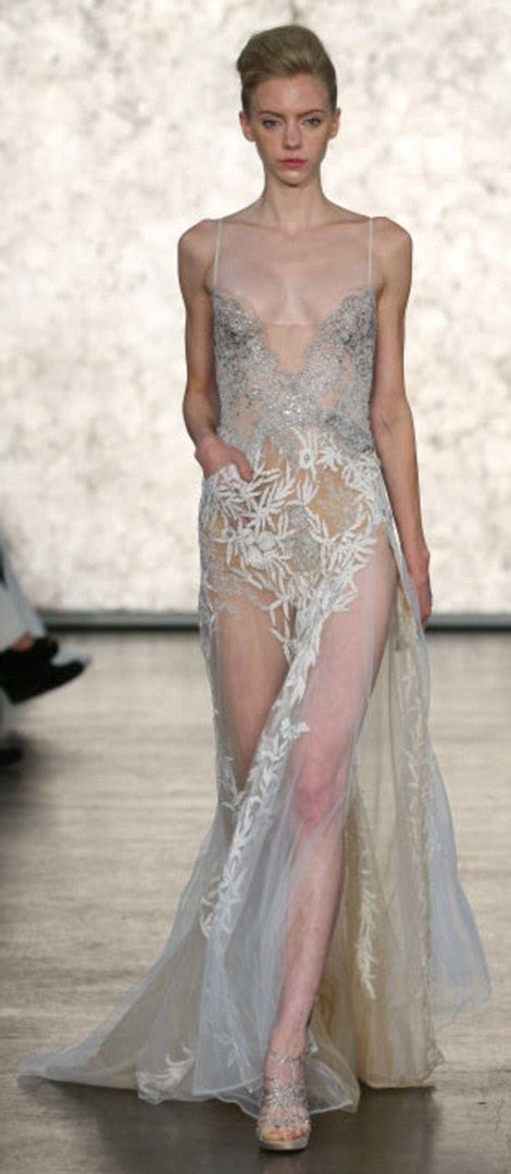Frock Horror Of The Week Catwalk 2 by Bridal Fashion Week 5 Dresses That Made Us Blush