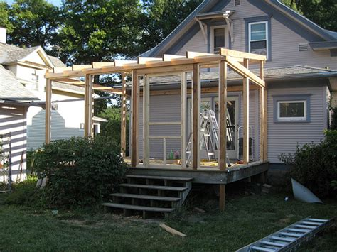 How To Build A Screened Patio Enclosure by Screened Porches Screen Porch Designs Patio Covers Place