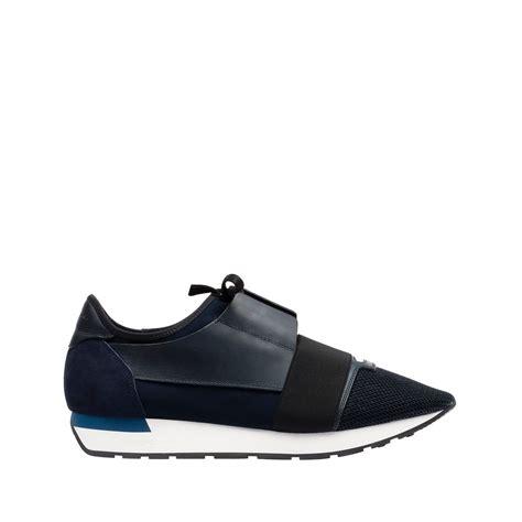 balenciaga mens sneaker balenciaga sneaker blue discover the