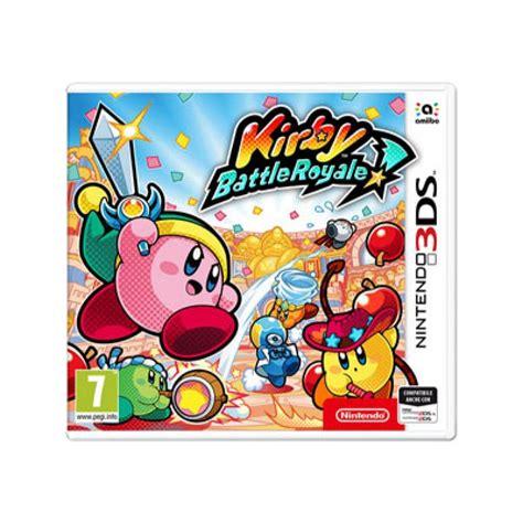 Nintendo 3ds Kirby Battle Royale kirby battle royale 3ds timeout