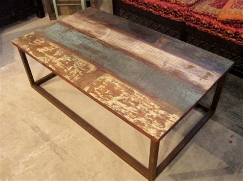 Rustic Wood And Iron Coffee Table Rustic Wood And Iron Coffee Table Decorations Ideas Pinterest