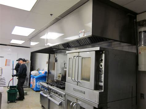 Restaurant Hood Cleaning: Sundance Pressure Cleaning