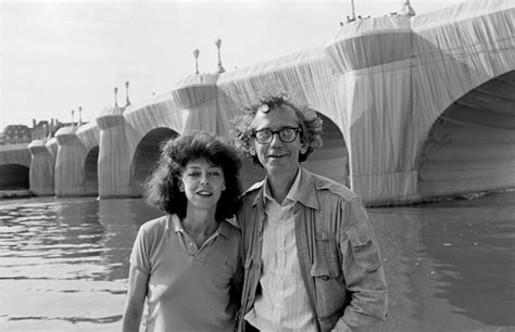 18 Meters To Feet by Christo And Jeanne Claude Life And Work
