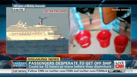 "Triumph Trash Talk: Carnival Mocks Its "" Cruise"