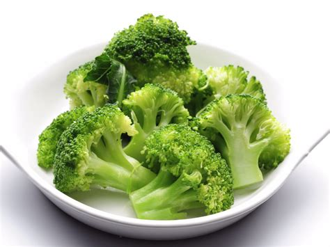 steamed broccoli recipe and nutrition eat this much