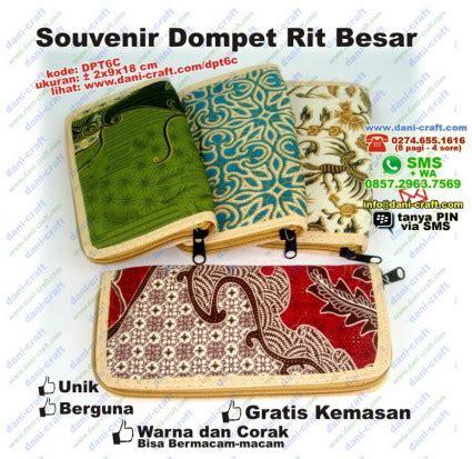 souvenir dompet batik rit besar souvenir pernikahan