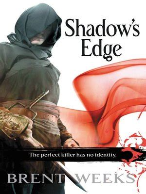 Shadow By Brent Weeks Ebook shadow s edge by brent weeks 183 overdrive ebooks
