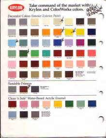 krylon color chart krylon color chart 1 tace105 flickr