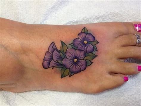 violet tattoos best 25 violet ideas on violet flower