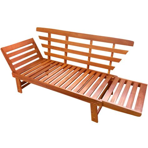 Furniture Outdoor Timber Settings Outdoor Day Bed Wooden Outdoor Daybed Furniture