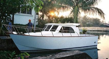 lobster boat conversion for sale trawlers trawler yachts fishing boat plans boat plans