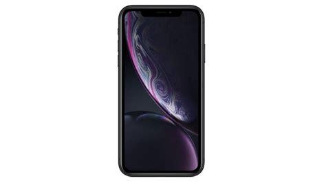 apple iphone xr 64gb black harvey norman australia
