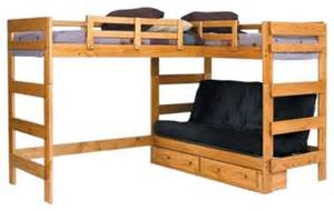 15 fascinating bunk beds with futon image ideas lawsh org