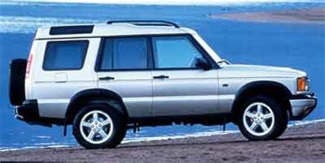 2000 land rover mpg land rover discovery 2000 mpg