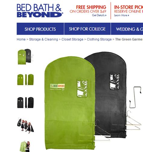 bed bath and beyond shark the green garmento update from shark tank find out now