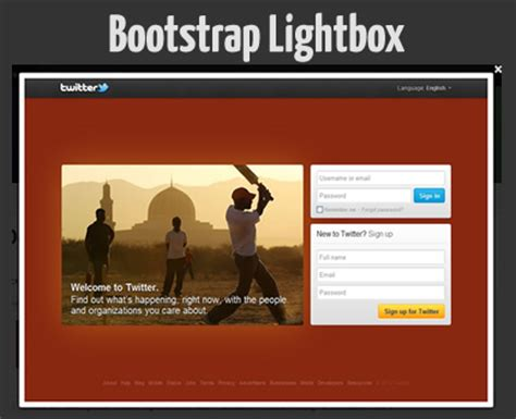 tutorial bootstrap lightbox bootstrap lightbox plugin with jquery free jquery plugins