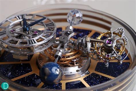 Patek Philippe Mikro Tourbilon by Jacob Co Astronomia Tourbillon A Micro Perspective
