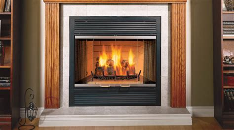 northfield fireplace grills glass doors