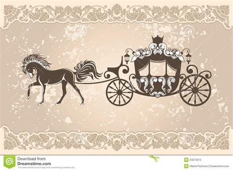 royal background stock illustration image of royal carriage stock vector image of design luxury