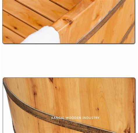 solid wood bathtub modern simple style solid wood surface bathtub buy