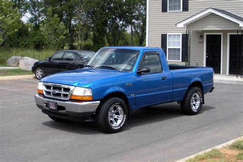 1999 ford ranger 6927fx 1999 ford ranger regular cabshort bed specs photos