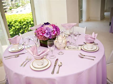 bridal shower centerpieces images purple themed bridal shower bridalguide