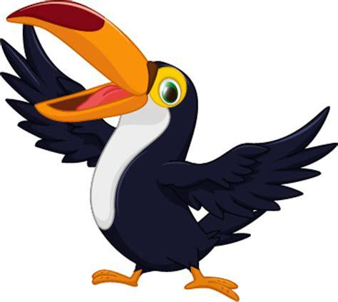 Kaos Anime Sleeve White free toucan vector free vector 34 free vector