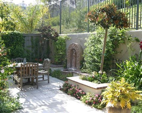 mediterranean landscape design garden ideas pinterest planters pictures and side yards