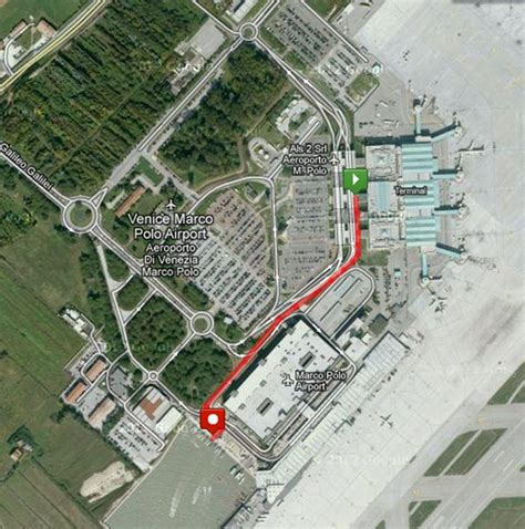 venice to airport wheelchair access at venice marco polo airport
