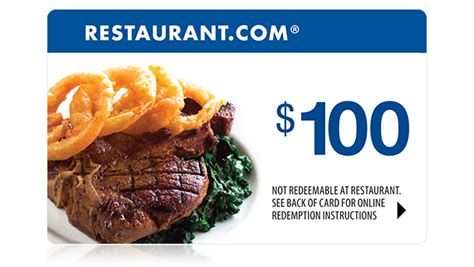 How Does A 100 Restaurant Com Gift Card Work - restaurant com gift card 80 off cheap roku 3 amazon jeans sale