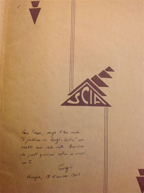 bassani il giardino dei finzi contini giorgio bassani torna alla luce il manoscritto