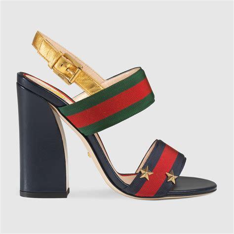 gucci womens sandals grosgrain web sandal gucci s sandals 432046h5qg08466
