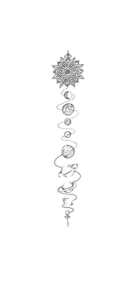 Aesthetic Tattoo PNG Transparent Image | PNG Arts