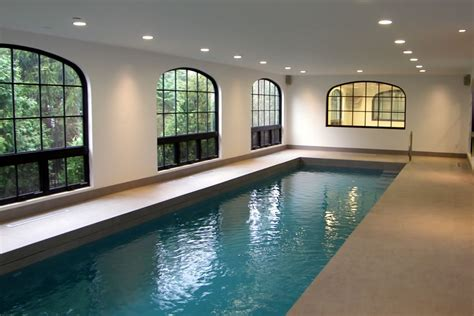 indoor lap pool residential indoor swimming pools type pixelmari com