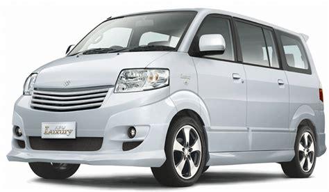 Apv Luxury by Suzuki Apv Car Interior Design