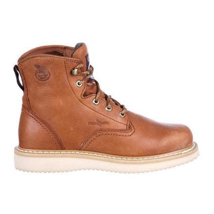best landscaping boots boot s leather work boots with wedge sole style g6152