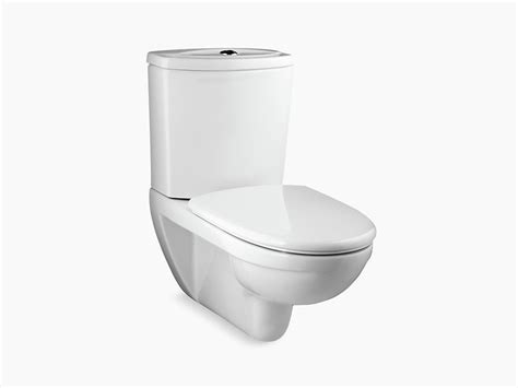 wall hung toilet with tank odeon wall hung toilet with exposed tank with quiet close