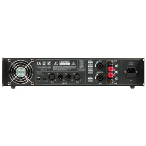 american audio elx4000 power lifier