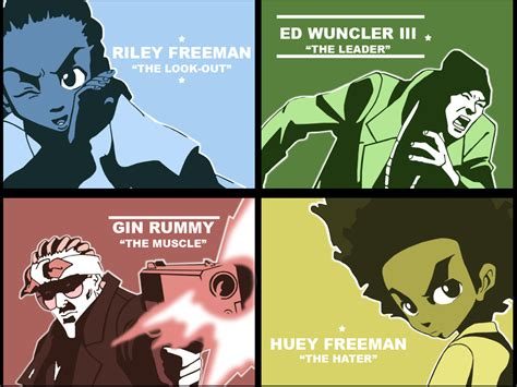 Boondocks Meme - huey riley s board on pinterest anime terry crews and