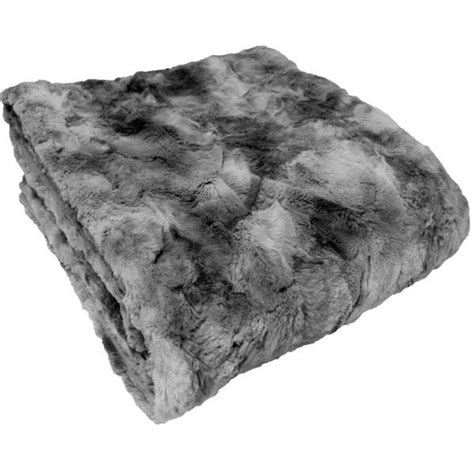 light gray throw blanket chanasya fuzzy fur warm charcol gray sherpa