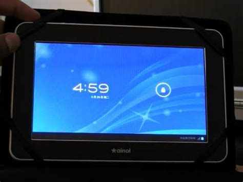 android tablet resetter software download soft reset android tablet ics 4 03 ainol novo 7 tornados