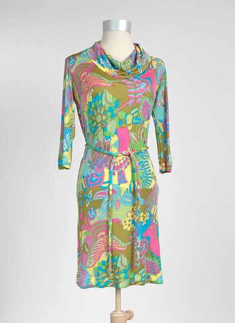 Emilia Dres By Alila Jersey 1960s emilia bellini italian silk jersey dress hemlock vintage clothing