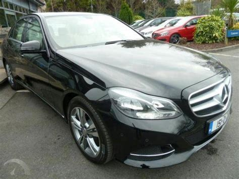 Car Upholstery Scotland Mercedes E Class 00 0 Black Lieu