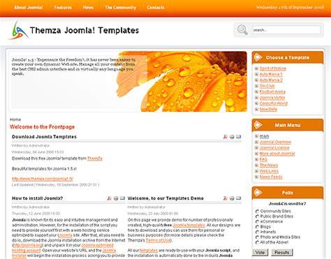 website builder template for joomla 2 5