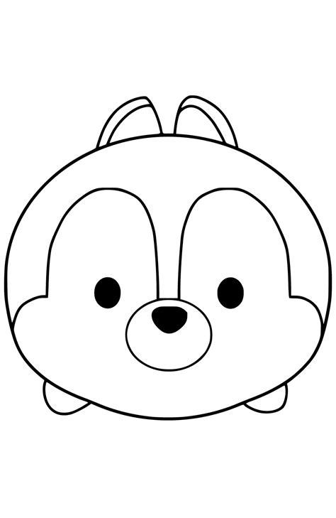 disney tsum tsum coloring pages getcoloringpagescom