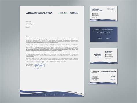 playful letterhead design by logodentity design