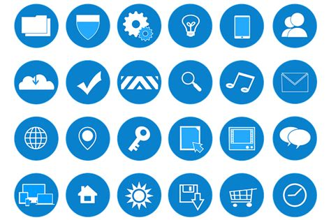 free clipart for websites icons web development website 183 free image on pixabay