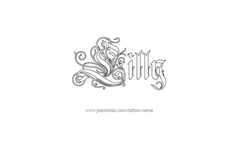 lily name tattoo designs www imgarcade com online